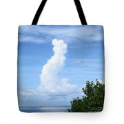 Love Clouds Tote Bag
