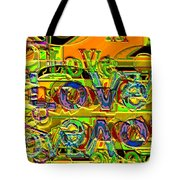 Love Contest Tote Bag
