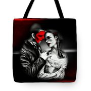 Love Couple 2 Tote Bag