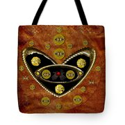 Love Day And Night And In The Future Tote Bag