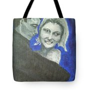 Love Embrace Tote Bag
