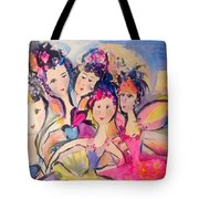 Love Fairies   Tote Bag