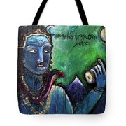 Love For Shiva Tote Bag