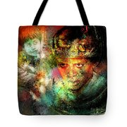 Love For The Boy King Tote Bag