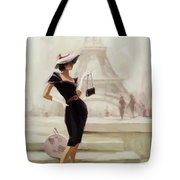 Love, From Paris Tote Bag