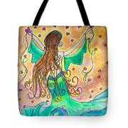 Love From The Sea Tote Bag