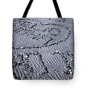 Love Gives Time Tote Bag