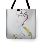 Love Holds Us Together Tote Bag