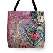 Love In All Things Tote Bag