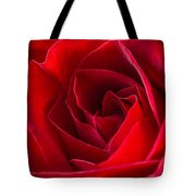 Love Is A Red Rose Tote Bag