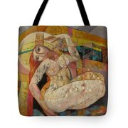 Love Is A Temple Tote Bag