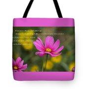 Love Is Appreciation Tote Bag