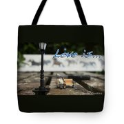 Love Is By Guido Prussia Tote Bag