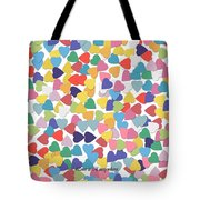 Love Is Everywhere Tote Bag