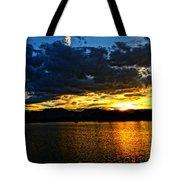 Love Lake Tote Bag by Eric Dee
