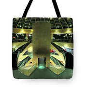 Love Library Tote Bag