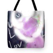 Love Lock Tote Bag