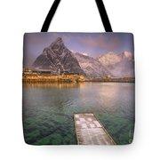 Love Lofoten Tote Bag