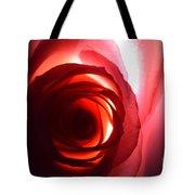 Love Me Tender As The Petals Of This Rose Tote Bag