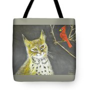 Love My Cats And Cards Tote Bag
