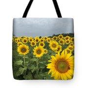 Love My Sunflowers Tote Bag