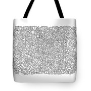 Love New York Full Page Tote Bag