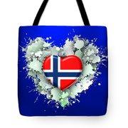 Love Norway 2 Tote Bag