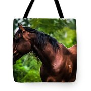 Love Of Horses Tote Bag