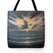 Love Over Gold Tote Bag