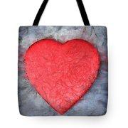 Love Pencil Tote Bag