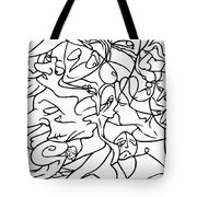 Love Potion Tote Bag by Judy Henninger