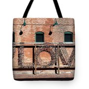 Love Promises Tote Bag