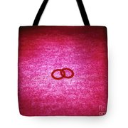 Love Rings Tote Bag