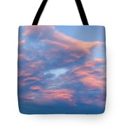 Love Shack Sunset Tote Bag