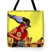Love Slaves Of The Arcturian Birdmen Tote Bag