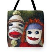 Love Socks Tote Bag