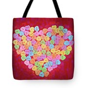 Love Songs 3 Tote Bag