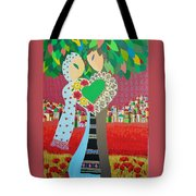 Love Statement Tote Bag