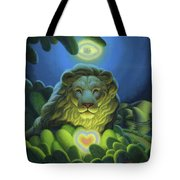 Love, Strength, Wisdom Tote Bag