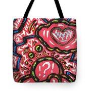Love Struck Tote Bag