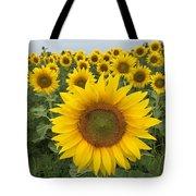 Love Sunflowers Tote Bag