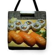 Love Sushi Tote Bag