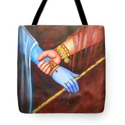 Symbol Of Love Tote Bag