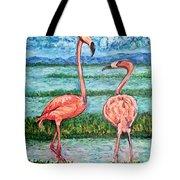 Love Talk Tote Bag