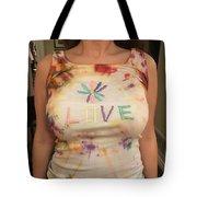 Love Tank Top Tote Bag