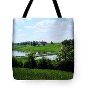 Love That Barn Tote Bag
