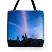 Love The Color Up High Tote Bag