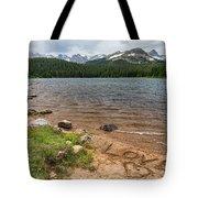 Love The Colorado Rocky Mountains Tote Bag