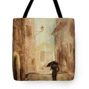Love The Rain Tote Bag