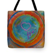 Love The Sea Tote Bag